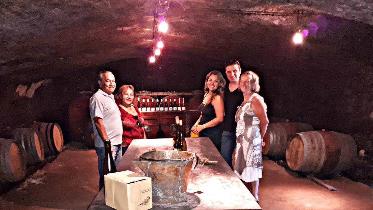 degustation vins bio des palais en famille